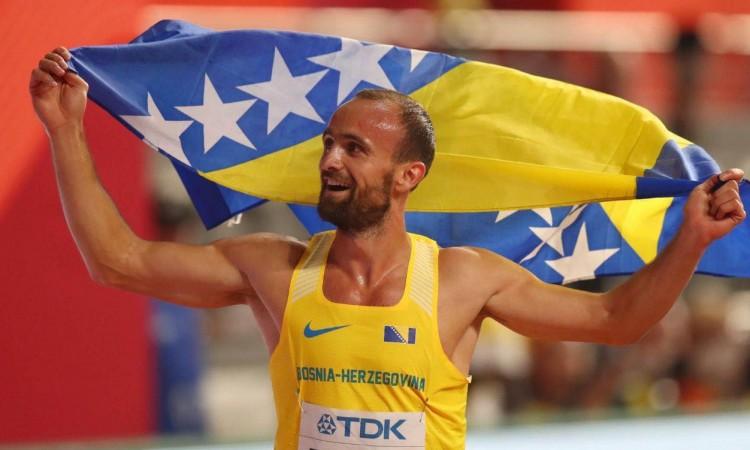 Amel Tuka danas nastupa u polufinalu na 800 metara