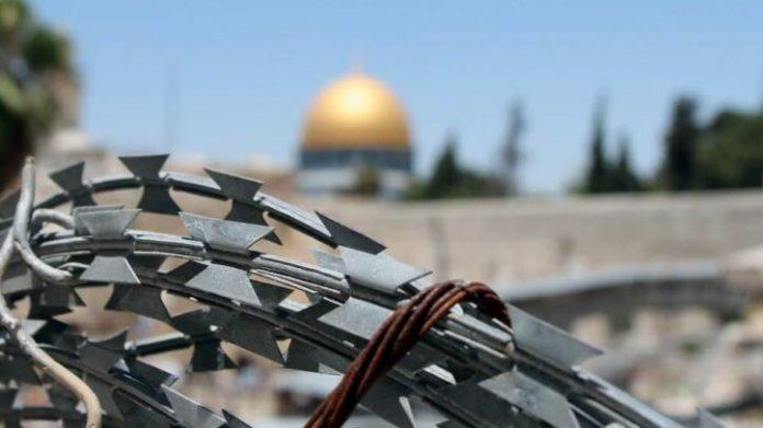Izrael Palestina Zid 271438 725x407