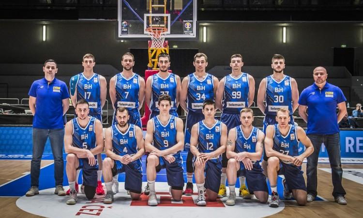 Jaki protivnici za Bosnu i Hercegovinu u kvalifikacijama za Mundobasket 2023.