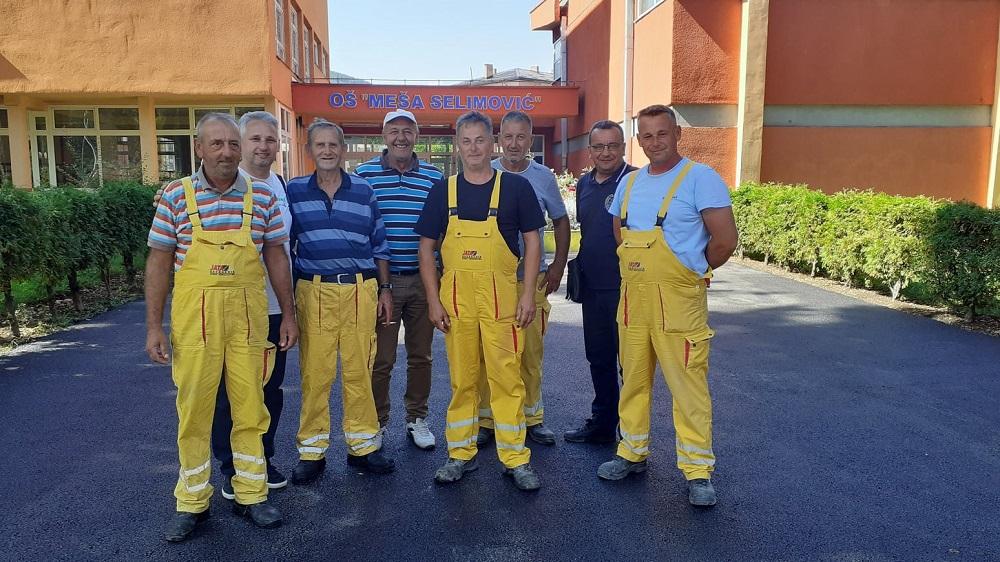 JATA group radnici