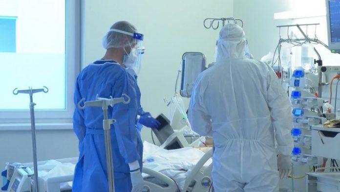 Bolnica Pacijenti Covid Koronavirus