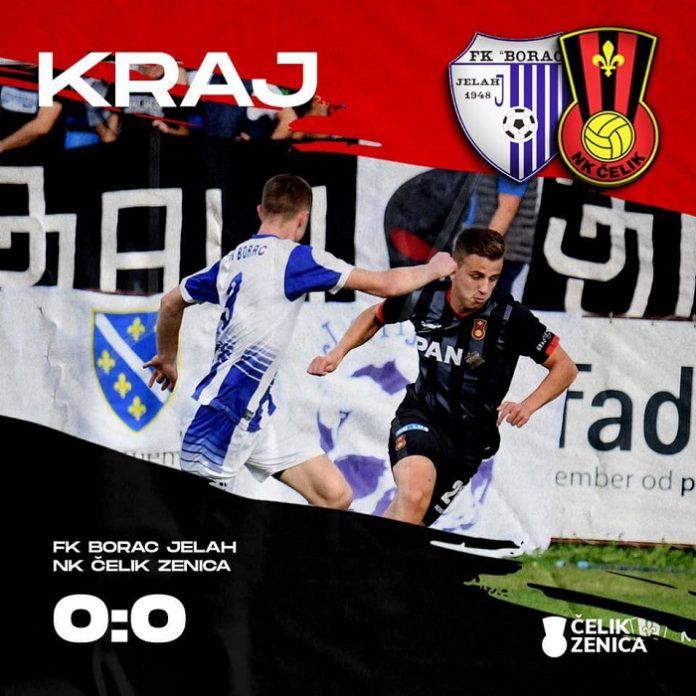 Borac Čelik 0-0