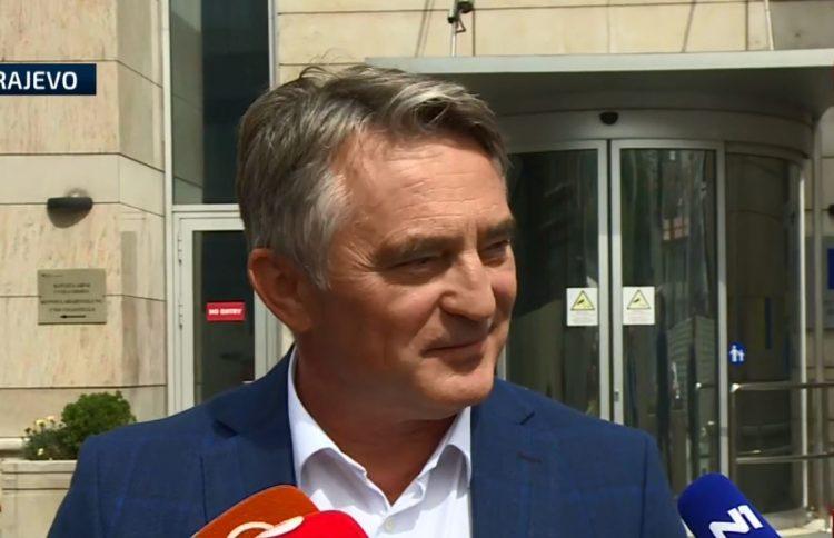 Komšić: Njemačka ne mijenja politiku prema BiH, potvrdio je ured Merkelove