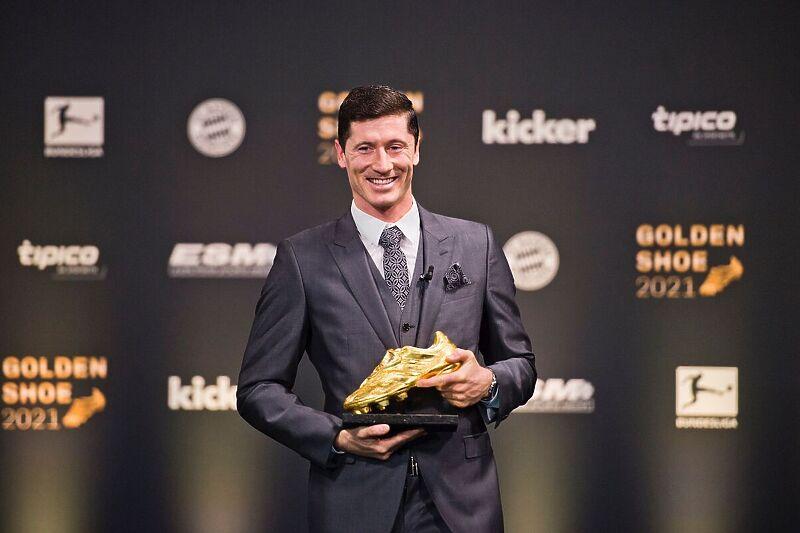 Lewandowski primio Zlatnu kopačku: Uvijek morate vjerovati u vanredna postignuća