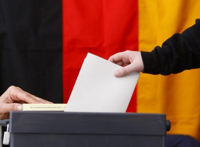 Njemačka Izbori