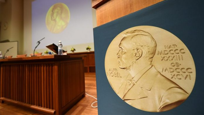 Nobelova Nagrada Dodjela