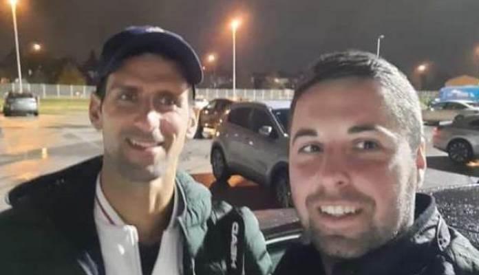 Najbolji teniser svijeta Novak Đoković ponovo stigao u Sarajevo