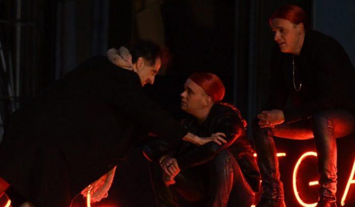 Predstava Sedam Strahova