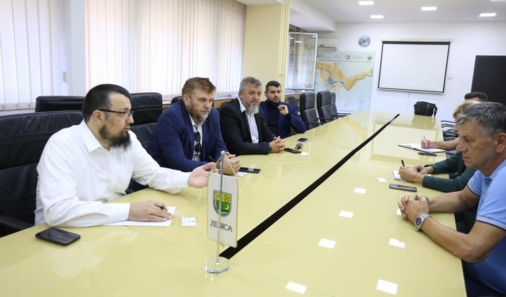 Kasumović održao novi sastanak sa novim potencijalnim investitorima