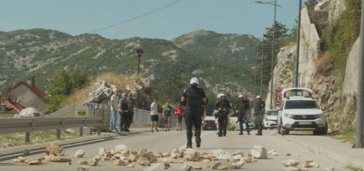 Crna Gora: Policija prelazi kod građana (VIDEO)