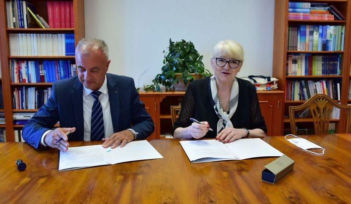 Rektor UNZE Sporazum