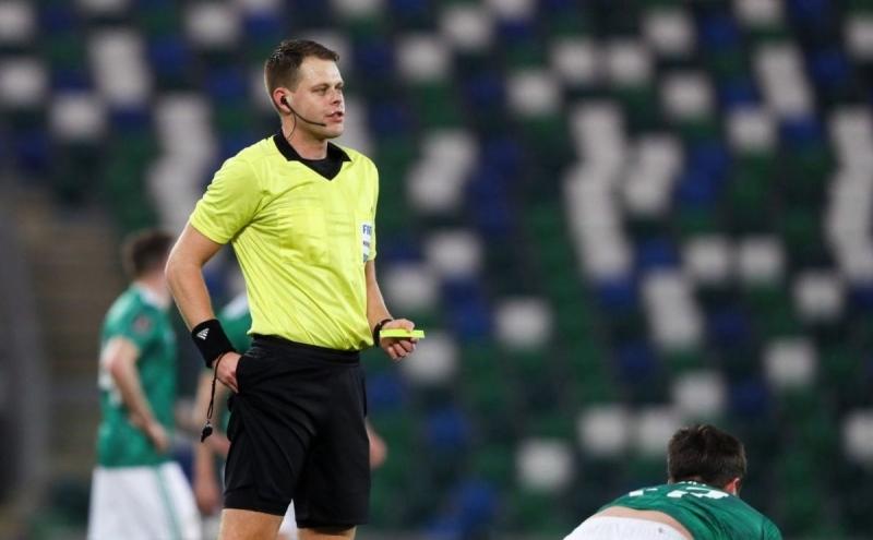 UEFA odredila arbitre: Izraelci sude meč BiH – Kazahstan