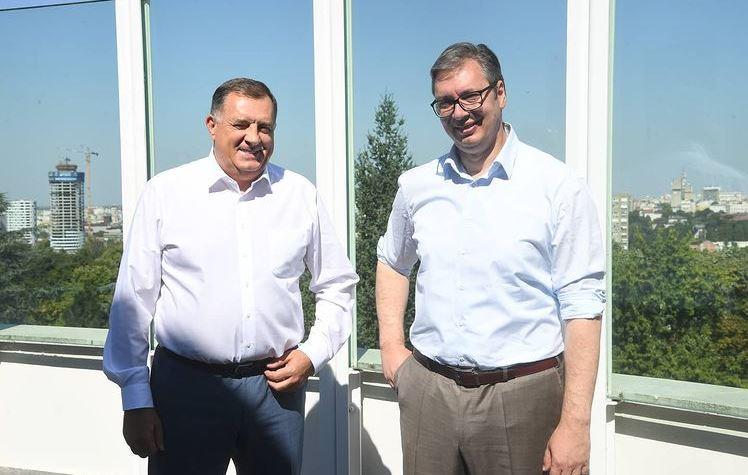 Vučić: Na prostoru Donje Gradine će se graditi memorijalni centar