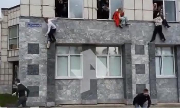 Pucnjava na ruskom sveučilištu, ima mrtvih i ranjenih, ljudi bježe kroz prozore (VIDEO)