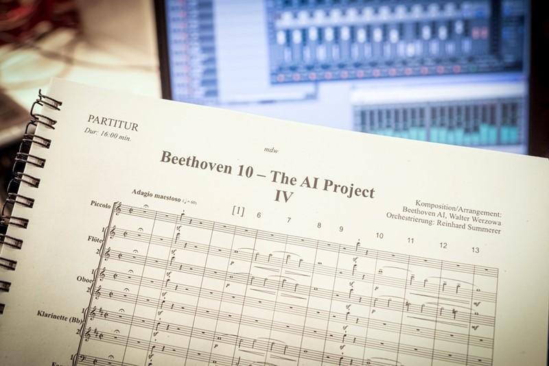 Beethoven 10. Simfonija