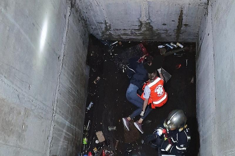 Djevojka u Zagrebu teško povrijeđena nakon pada kroz otvor za lift