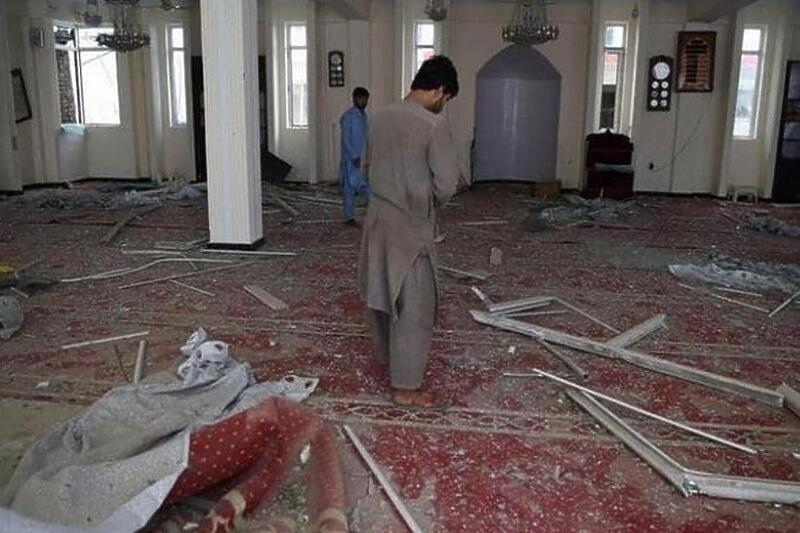 ISIL preuzeo odgovornost za napad na džamiju