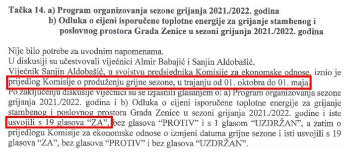 Kasumović opet prevario građane: Niti imamo grijanje, niti znamo kako ćemo se grijati ove zime