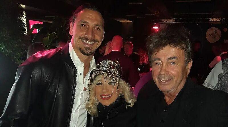 Ibrahimović velikom zabavom proslavio 40. rođendan, goste zabavljala Nada Topčagić