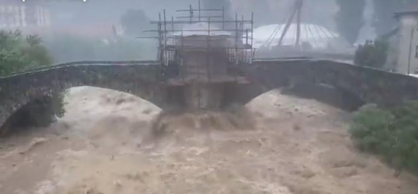 Kiša u Italiji oborila evropski rekord