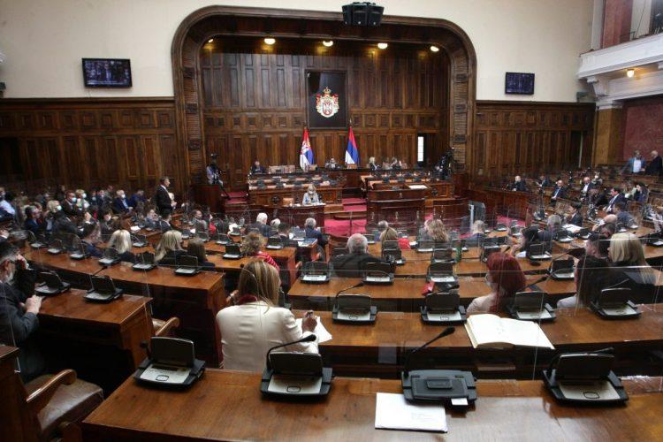 Skupština Srbije odbila da raspravlja o rezoluciji o genocidu u Srebrenici