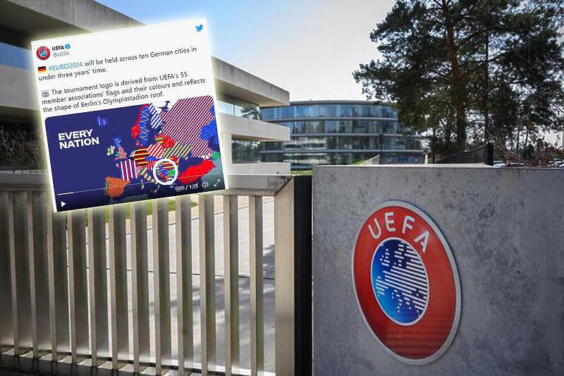 UEFA napravila haos na Twitteru jer je Kosovo prikazala kao dio Srbije (VIDEO)